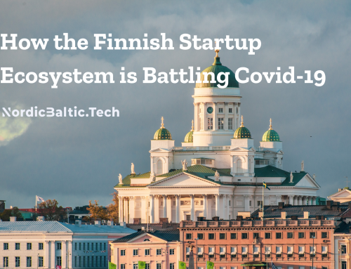 How the Finnish startup ecosystem is battling Covid-19