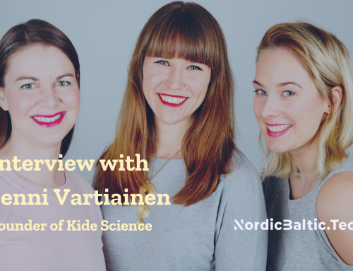 An Interview with Jenni Vartiainen, Founder of Kide Science