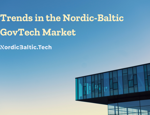 Trends in the Nordic-Baltic GovTech Market