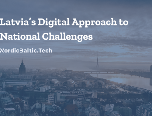 Latvia's Digital Approach to National Challenges