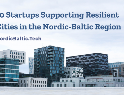 10 Startups Supporting Resilient Cities in the Nordic-Baltic Region