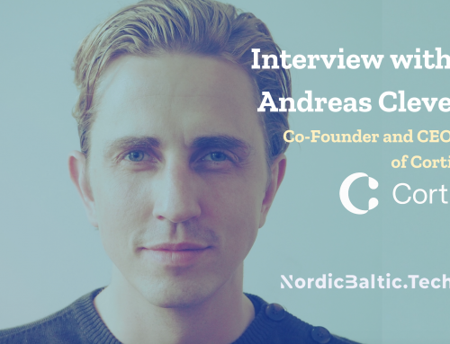 Interview with Andreas Cleve, Co-founder and CEO of Corti