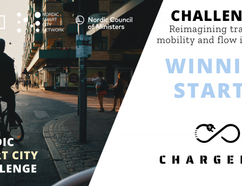Interview with Charge BnB – winner of the Nordic Smart City Challenge