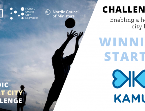 Interview with KAMU – winner of the Nordic Smart City Challenge
